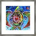 Sea Turtle Conservation 1 Framed Print