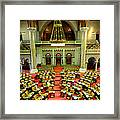 State House Capitol Building, Albany Framed Print