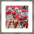 Suprise! Suprise! It's Niners Vs. Giants For A Ticket To Indy Framed Print