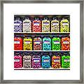 Sweet Tooth Paradise Framed Print