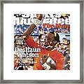 The Man Deshaun Watson Makes Clemson The Team To Beat Sports Illustrated Cover Framed Print