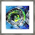 Transsexual Echo Fish Framed Print