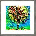 Tree Of Faith Framed Print