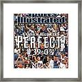 University Of Connecticut, 2009 Ncaa National Womens Sports Illustrated Cover Framed Print