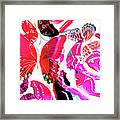 Wild Vibrancy Framed Print
