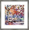 Williamsburg Color Framed Print