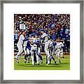 World Series - Kansas City Royals V New Framed Print