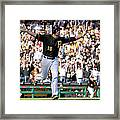 Neil Walker Framed Print