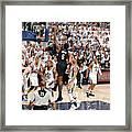 Deandre Jordan Framed Print