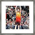 Joe Ingles Framed Print
