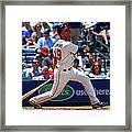 Andrelton Simmons Framed Print