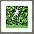Anthony Rizzo and Bryce Harper Framed Print