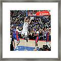 Brook Lopez Framed Print
