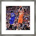 Devin Booker Framed Print