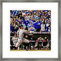 Hunter Pence Framed Print