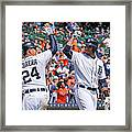 J. D. Martinez Framed Print