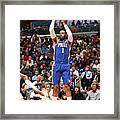 Mike Scott Framed Print