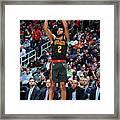 Tyler Dorsey Framed Print