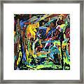 Untitled 1125 Framed Print
