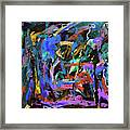 Untitled 1126 Framed Print