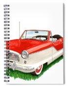 1961 Metropolitian Spiral Notebook