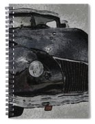 39 Custom Coupe Spiral Notebook