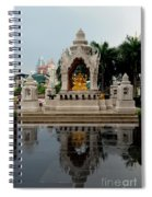 After Rain Spiral Notebook