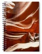 Antelope Slot Canyon Spiral Notebook