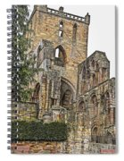 Augustinian Abbey Spiral Notebook