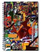 Bitachon 4d Spiral Notebook