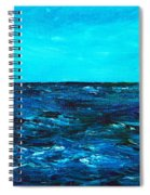 Body Of Water Spiral Notebook