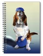 Bowling Hound Spiral Notebook