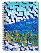 Breaking Away To Donner Lake Spiral Notebook