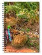 Brooms Spiral Notebook