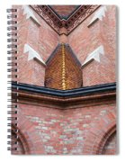Buda Reformed Church Architectural Details Spiral Notebook