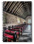 Church Of St Mary Spiral Notebook