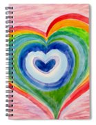 Colourful Dreams Spiral Notebook
