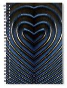 Contours 10 Spiral Notebook