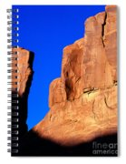 Courthouse Towers Spiral Notebook