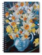 Daffs Spiral Notebook