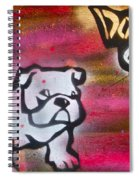 Dogged Out 1 Spiral Notebook