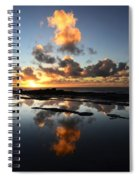 Earth Third Planet From The Sun Spiral Notebook