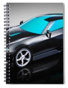 Ferrari 15 Spiral Notebook