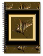 Gossamer Wings Spiral Notebook
