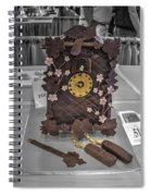 Grand National Wedding Cake Competition 516 Spiral Notebook
