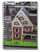 Grand National Wedding Cake Competition 805 Spiral Notebook