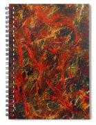Half Fatality Spiral Notebook