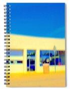 Hopper Garage Spiral Notebook