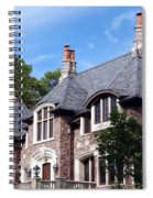 House And Home 1  Spiral Notebook
