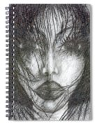 I Will Become With You Spiral Notebook